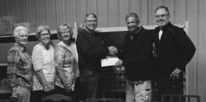 TCRM Receives Funds From Tioga County Senior Citizens Foundation